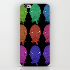 Doctor Who: The Ood (Pop Art Edition) iPhone & iPod Skin