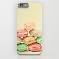 French Macarons iPhone 6 Slim Case