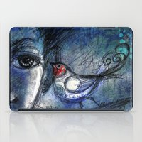 A bird told me... iPad Case