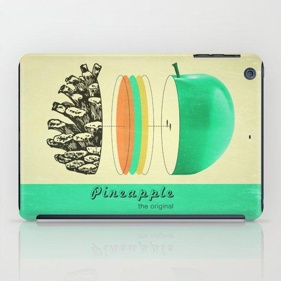 pineapple, the original iPad Case