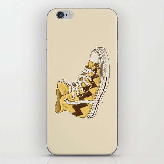 Chuck iPhone & iPod Skin