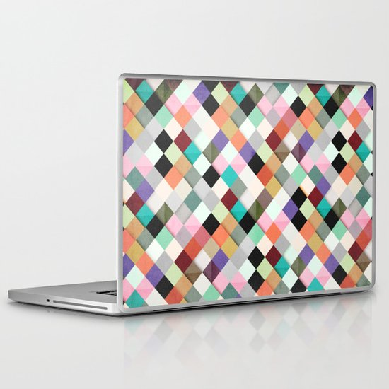 Pass this Pastels Laptop & iPad Skin