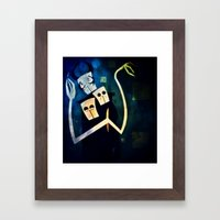 The Effects Framed Art Print