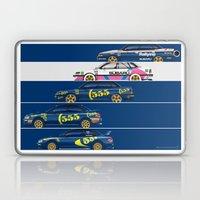 Colin McRae, The Subaru … Laptop & iPad Skin