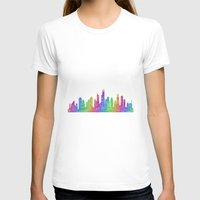 chicago T-shirts featuring Chicago by David Zydd