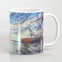 Autumn Peek-a-Boo Mug
