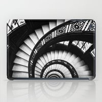 The Downward Spiral iPad Case