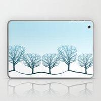 Twin Trees Laptop & iPad Skin