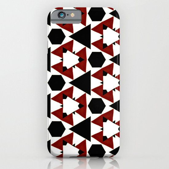 Van Steensel Pattern iPhone & iPod Case