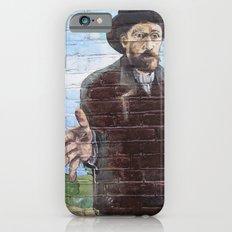 Vincent Street Art, Amsterdam iPhone 6 Slim Case