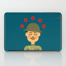 Remembrance Day iPad Case