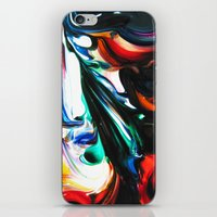 fixed fluidity iPhone & iPod Skin