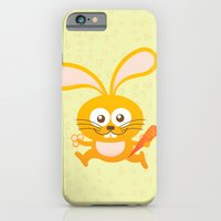 Smiling Little Bunny iPhone 6 Slim Case