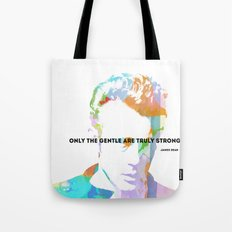 James Dean Quote Tote Bag