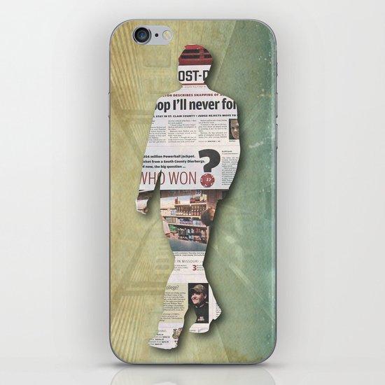 platform 1 iPhone & iPod Skin