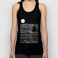 Scary monster! Unisex Tank Top
