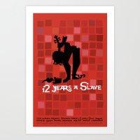 12 Years a Slave Art Print