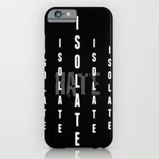 Isolate Slim Case iPhone 6s