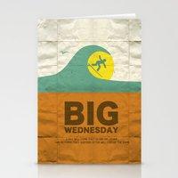Big Wednesday Stationery Cards