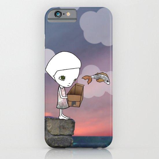 Gone Fishing (2) iPhone & iPod Case