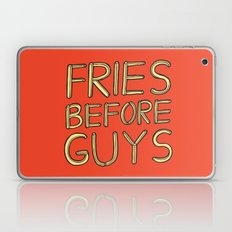 Fries Before Guys Laptop & iPad Skin