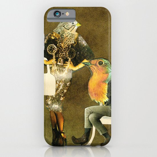 Two Birds  iPhone & iPod Case