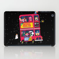 Universal Cereal Bus iPad Case