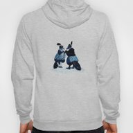 Cute Crows Hoody