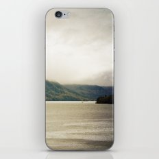 Misty Mountains iPhone & iPod Skin