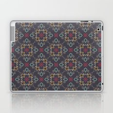 Doodle damask composition Laptop & iPad Skin