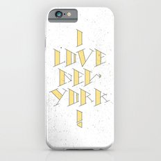 I Love New York iPhone 6s Slim Case