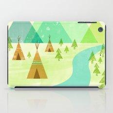 Native Lands iPad Case