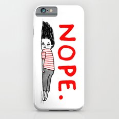 Nope iPhone 6 Slim Case