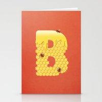 Honey B Stationery Cards