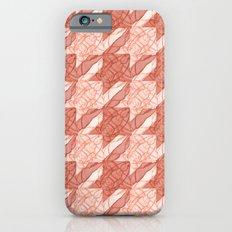 lobster houndstooth iPhone 6 Slim Case