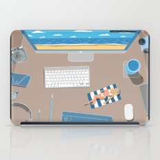 Freelance's Vacation iPad Case
