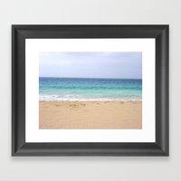 Cape Verde Island Framed Art Print
