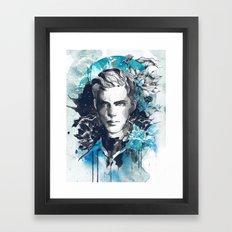 Lovely Boys Series No.2 Framed Art Print