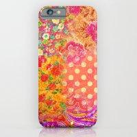 Retro Patterns iPhone 6 Slim Case
