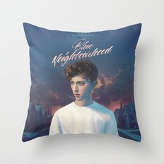 Troye Sivan Throw Pillow