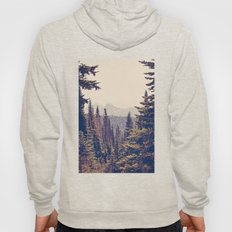 Mountains Through The Tr… Hoody
