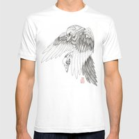 Two For Joy Mens Fitted Tee White SMALL