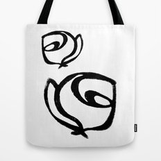 Flowers, Mother-Daughter1 Tote Bag
