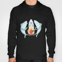 A Shiver Of Sharks Hoody