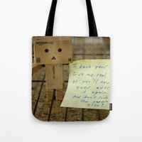 I Have Your Cake... Tote Bag