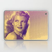 Rita Hayworth Laptop & iPad Skin