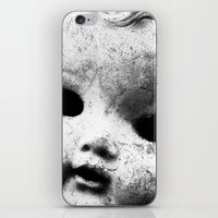 Baby Doll iPhone & iPod Skin