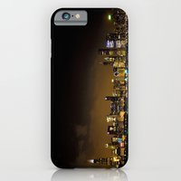 iPhone & iPod Case featuring Chicago at Night by Dan Svoboda