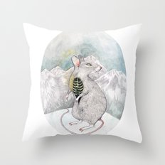 Remember The Stars Throw Pillow
