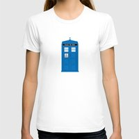 doctor who T-shirts featuring DOCTOR WHO. by John Medbury (LAZY J Studios)